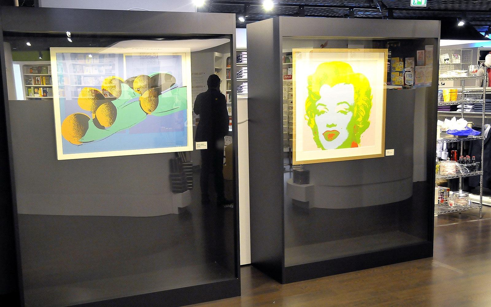 Teche Upim - Andy Warhol