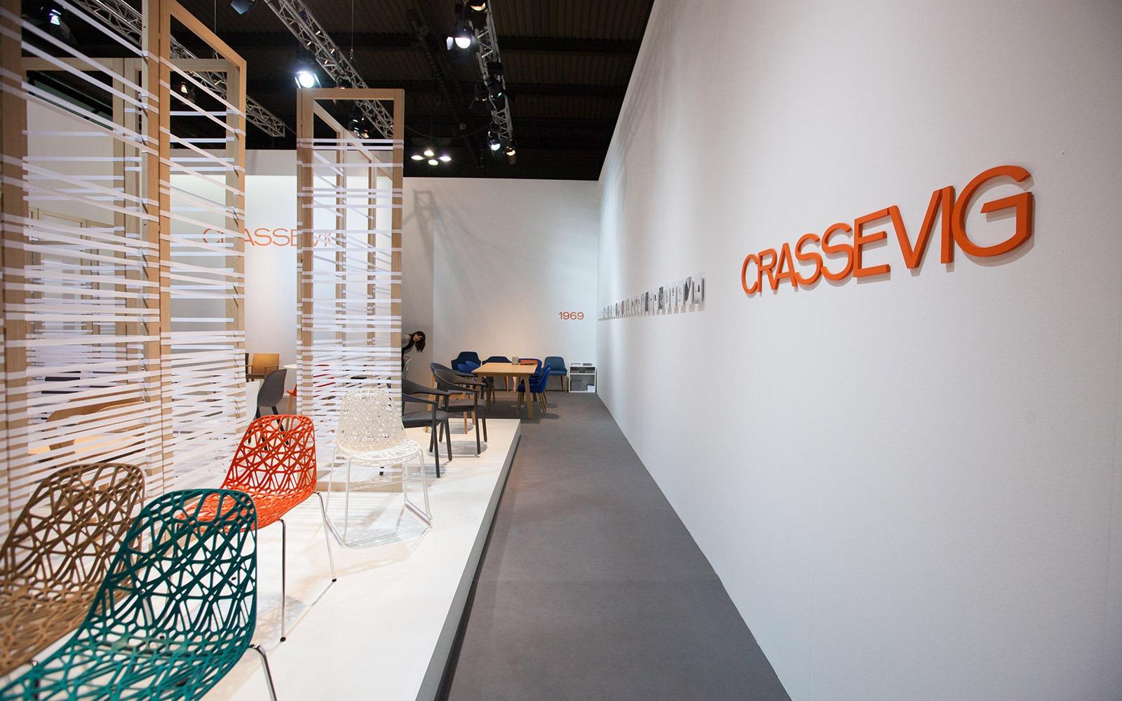Crassevig Salone Internazionale del Mobile