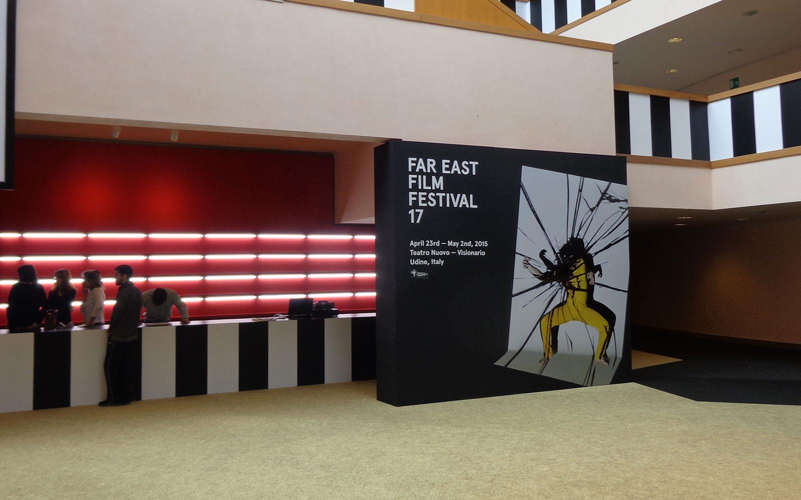 Far East Film Festival 2015