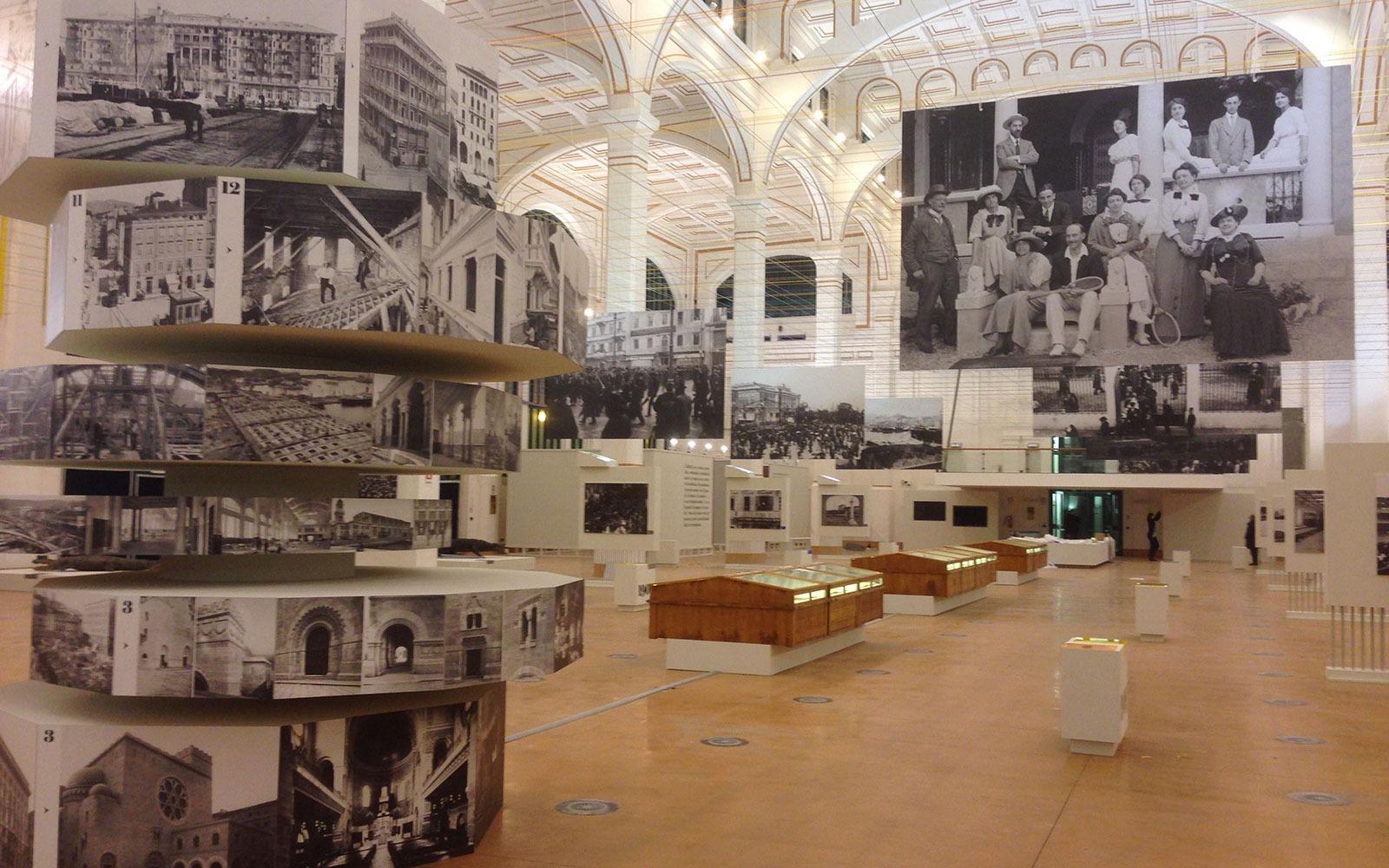 La grande Trieste 1891-1915